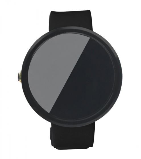 22mm Replacement Silicone Sport Band Specially for Moto 360 Smartwatch