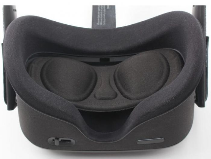 VR Lens Protect Cover Dust Proof Cover for Oculus Quest, Washable Protective Sleeve