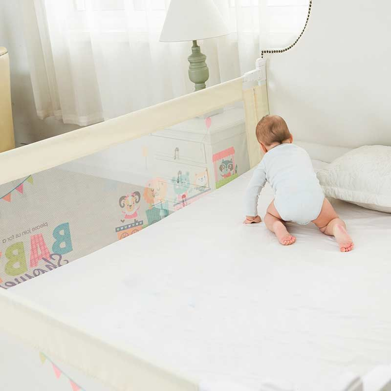 how to avoid toddler for falling from bed