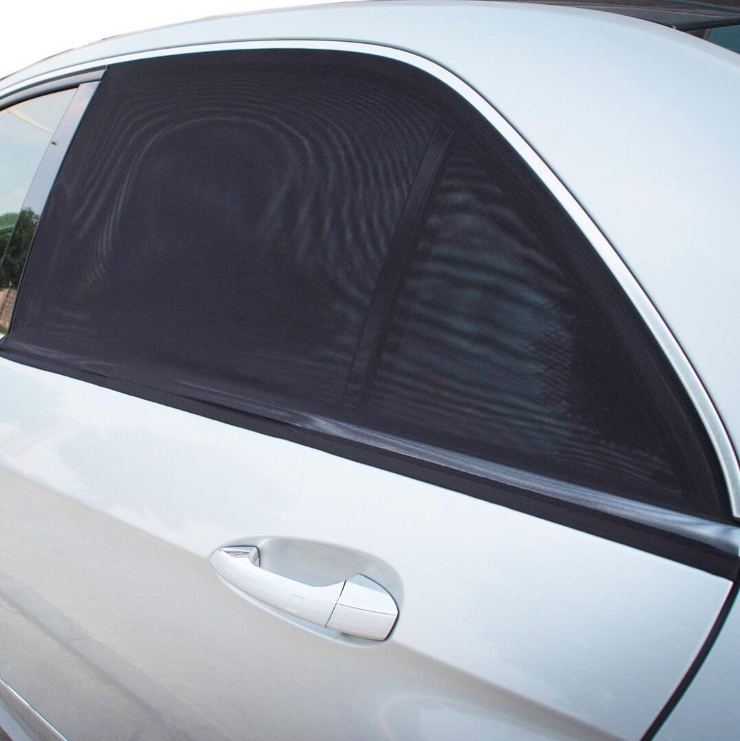 Car Window Shades >> 4 Pcs Improved Version Adjustable Universal Fit Car Side Window Shade Baby Sun Shade Fits Most Cars And Suv