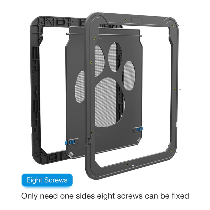 Dog Door Screen Door Cat Screen Door Protector For Sliding Door