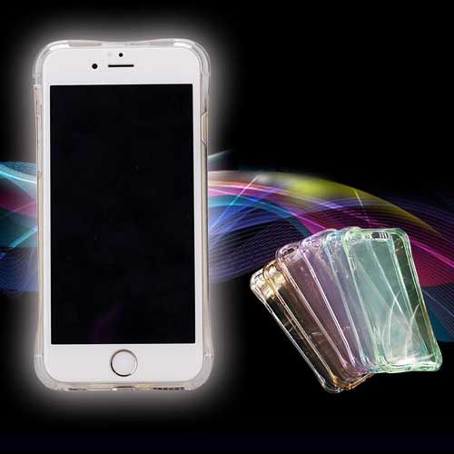 the best attitude 07b6e 9ad53 Phone Case for iphone 8 - LED Flash Case Newest LED Lights UP Flash Remind  Incoming Call