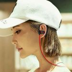 56s Sports Bluetooth Headphones, Bluetooth V4.1 Wireless Earphone Noise Cancelling Bluetooth Headphones Gym Stereo With Mic Sweatproof Headset