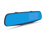 Rear View Mirror Recorder,Video Recorder Vehicles Camera with 720P and 2.8-inch Display Screen