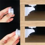 12 Locks + 3 Keys Magnetic Baby Proof Safety Locks Set - Magnet Cabinet/Drawer Safety Locks