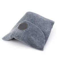 Travel Neck Pillow,Super Comfy Neck Support Travel Pillow for Car/Airplane/Bus/Train/Lunch break