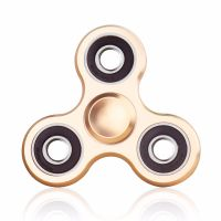 Fidget Toy Spinner On Hand,Spinner on hand With Great Balance and Hand Feel