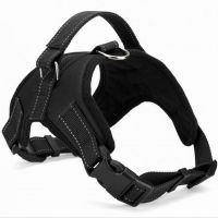 Premium Dog Pet Adjustable Soft Chest Harness,Pet Outdoor Harness,Breathable Harness