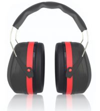 Ear Defender Ear Muffs Adjustable Noise Cancelling Headphones 31dB for Construction, Shooting and Sleeping
