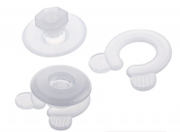 8pcs Comfort Clips, Comforter Grippers, Bed Duvet Donuts Holders. Keep Comforter in Place