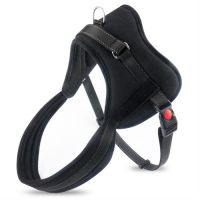 New Version Non Pull Dog Harness Vest Adjustable - Breathable,Durable and Soft Padded