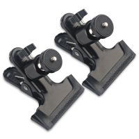 2 Pcs tripod Clip Clamp Mount for HTC Vive,for Oculus Rift with 360 Swivel Tripod Mini Ball Head