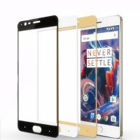 2Pcs for Oneplus 3T Glass for Oneplus 3 Tempered Glass Oneplus Three Screen Protector  Hardness Premium Glass