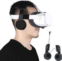 Professional Stereo VR Headphone/Soundkit Custom Made for Oculus Quest 2  VR Headset-1 Pair