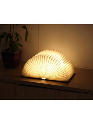 book style design led light warm cold option