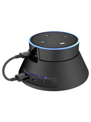 Charging Battery Base for Echo Dot 1st & 2nd Generation - Free it with Battery Base (Echo Dot NOT INCLUDED!)