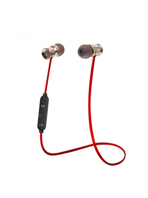 Bluetooth Wireless Headset, Sports Earphones with Mic Wireless In-Ear Earbuds Stereo Noise Isolating
