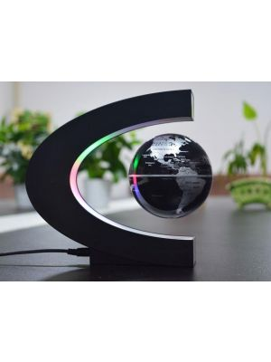 Magnetic levitation globe as present or gift