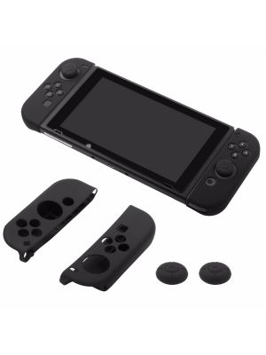 Value Package Premium Silicone Covers for Nintendo Switch and Joy-Con Controllers